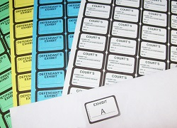 Law Office Supplies, Stamps, Labels, Legal Pads